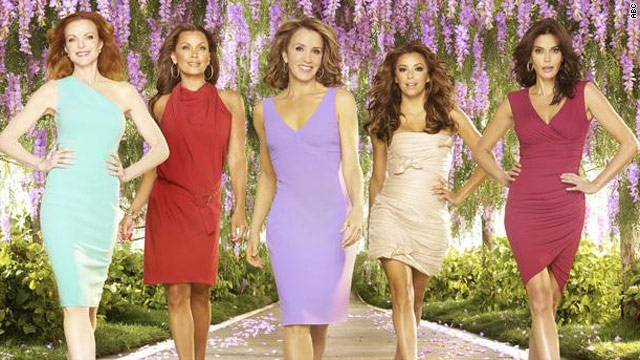 ABC confirms 'Desperate Housewives' to end