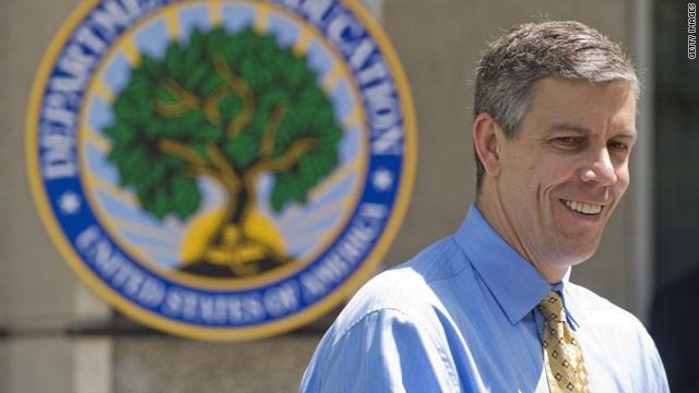 DREAM Act stalemate top first term 'disappointment,' Duncan says