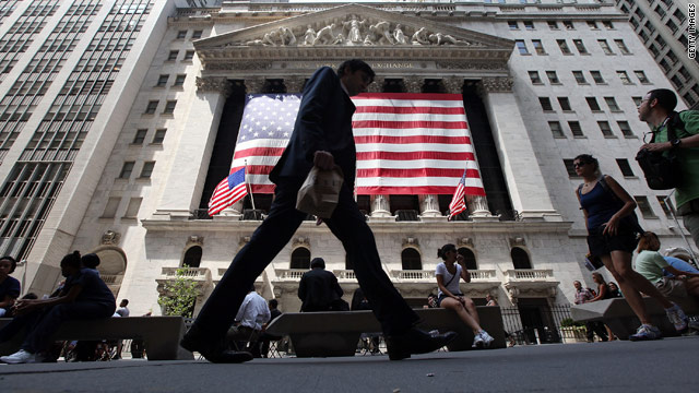 BLITZER'S BLOG: Horrendous day on Wall Street