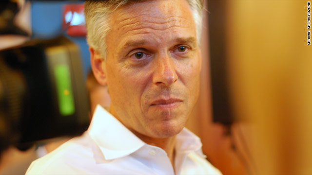 Huntsman says he's 'been there and done that'