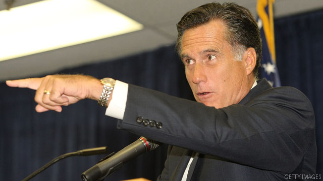 Romney knocks Obama's S&P 'failure'