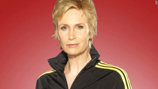 Jane Lynch cut from 'Glee' movie