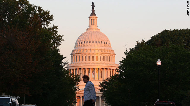 Report: Mail to congress up 'exponentially'