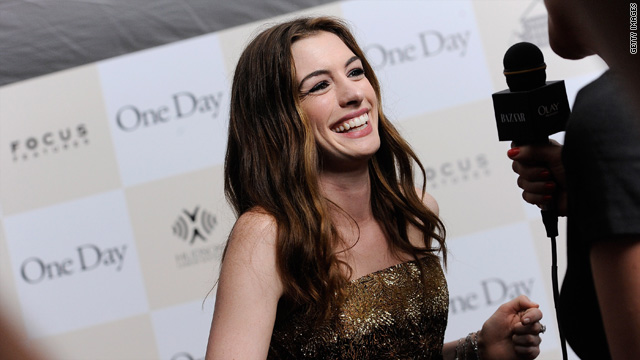 Anne Hathaway doubts she'd host Oscars again