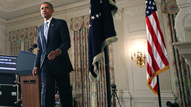 BLITZER&#039;S BLOG: Obama&#039;s big political risk