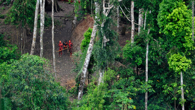 Report: Amazon tribe may have fallen victim to drug traffickers
