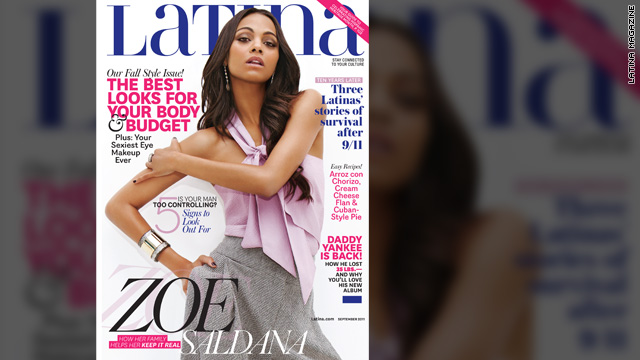 Zoe Saldana: 'Avatar' almost caused a breakdown