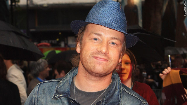 Jamie Oliver's UK restaurant 'smashed up' in riots