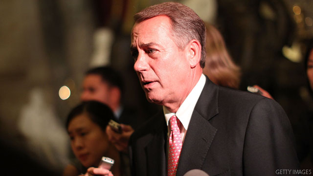 Boehner makes debt committee picks