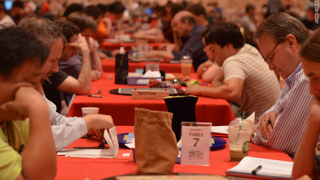 On the Radar: SCRABBLE finals, News Corp. earnings, stadium beating