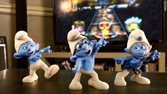 'The Smurfs' lands a sequel