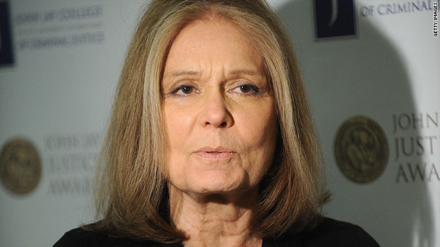 Gloria Steinem hopes you'll boycott 'Playboy Club'