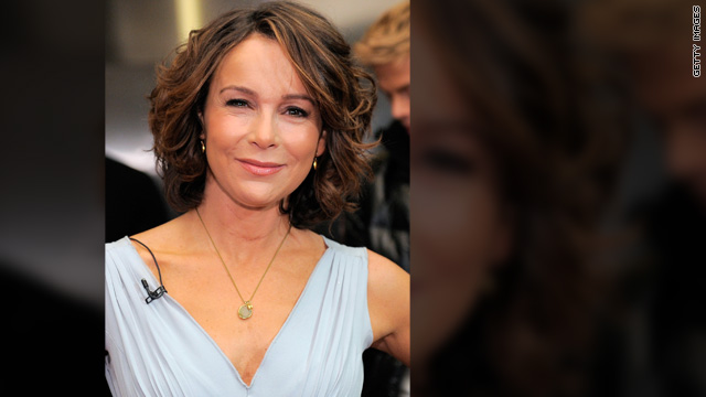 Jennifer Grey reacts to 'Dirty Dancing' remake