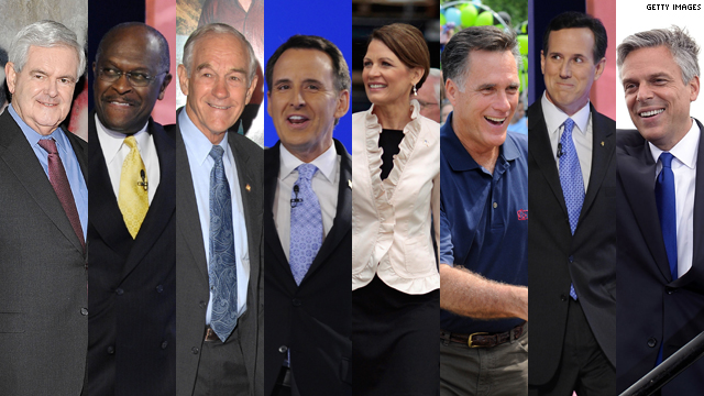 BLITZER'S BLOG: GOP candidates throw punches