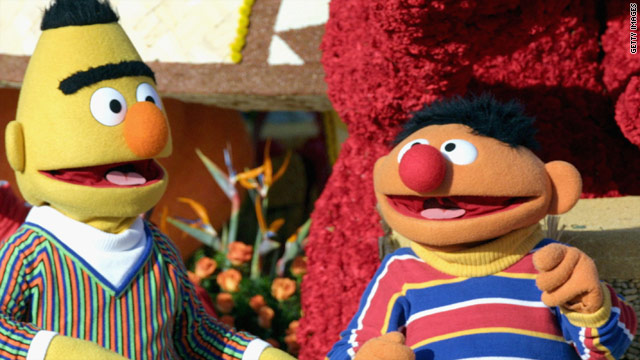 &#039;Showbiz Tonight&#039; Flashpoint: Should Bert and Ernie get married?