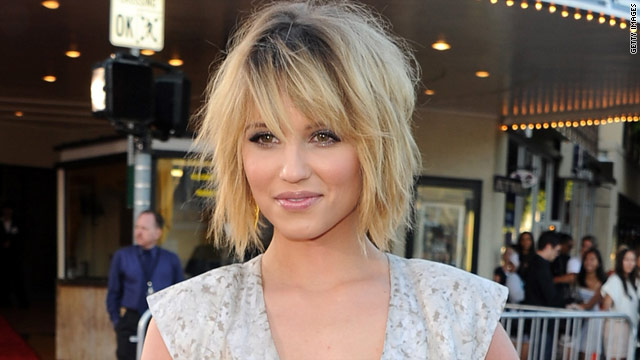 Dianna Agron: I don't want to be the next Lindsay Lohan