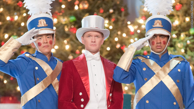 Watch: Harold and Kumar's 3-D Christmas trailer