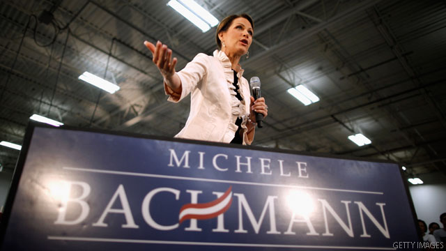 Bachmann gets a SuperPAC