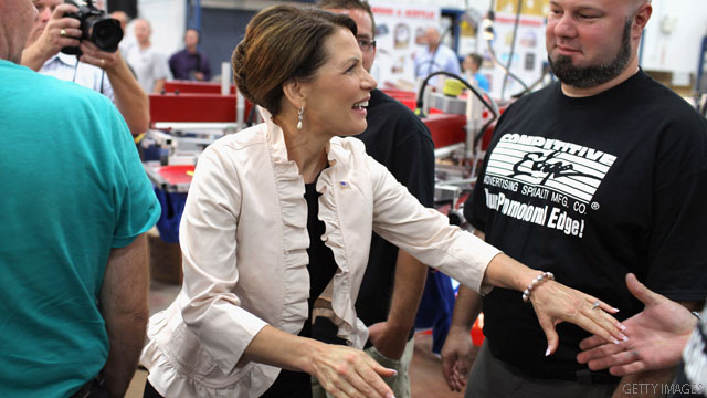 Bachmann heads to Waterloo