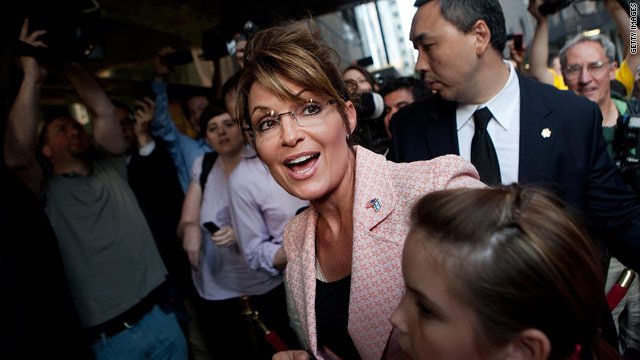 Iowa GOP Chair: Palin has work to do in the state