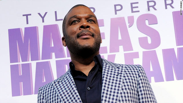 Tyler Perry to get his own TV channel?