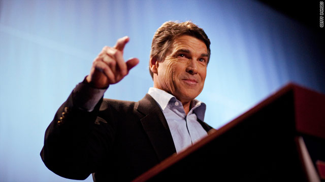 Perry to focus on jobs