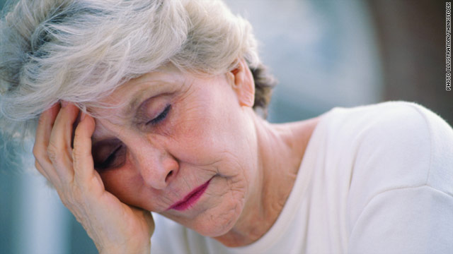 Women with depression may be at higher stroke risk