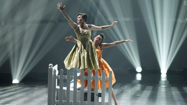 The women battle it out to win 'SYTYCD'