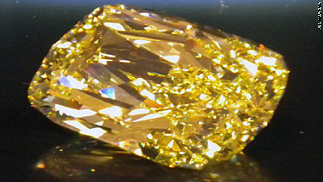 Rare diamond seized from money launderer set for online auction
