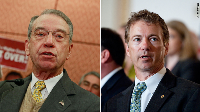 Senators offer debate post-mortems, one of them admittedly biased