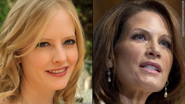 My Take: I could have become Michele Bachmann