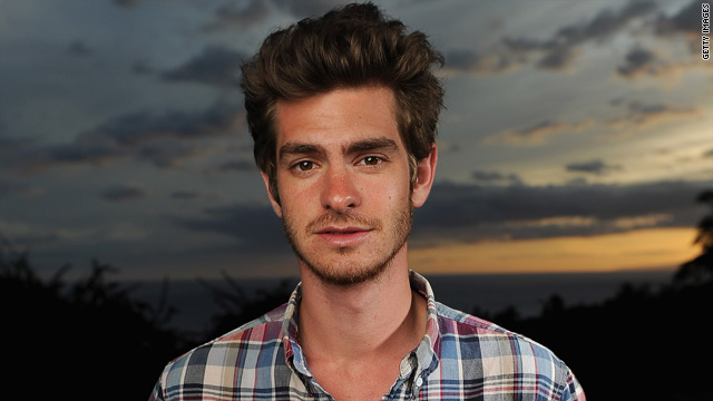 Andrew Garfield to make Broadway debut in 'Death of a Salesman'