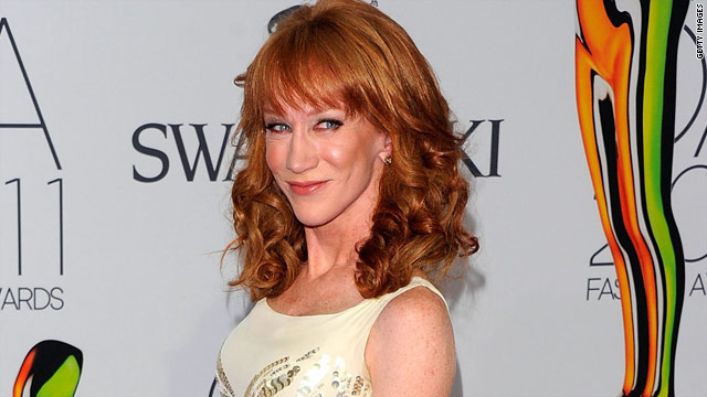 Kathy Griffin vs. 'Hoarders' in Emmy fight