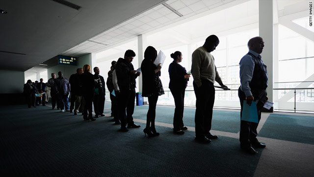 POLL: Americans' bleak outlook on jobs