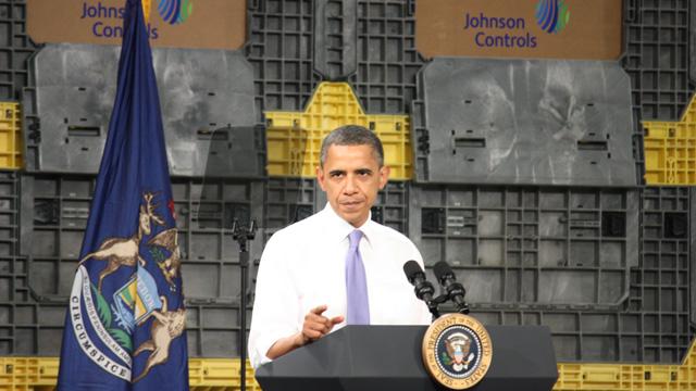 "President Obama: ""I'm frustrated"""