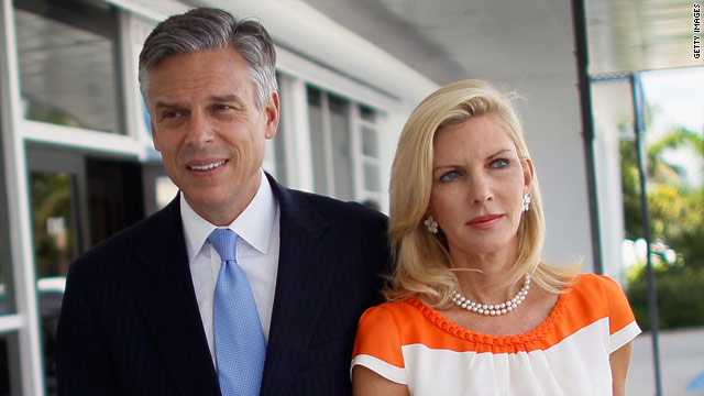 With the focus on Iowa, Huntsman seeks votes in New Hampshire