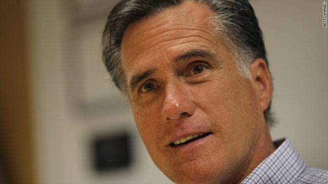 Romney sees political gain in controversial remark