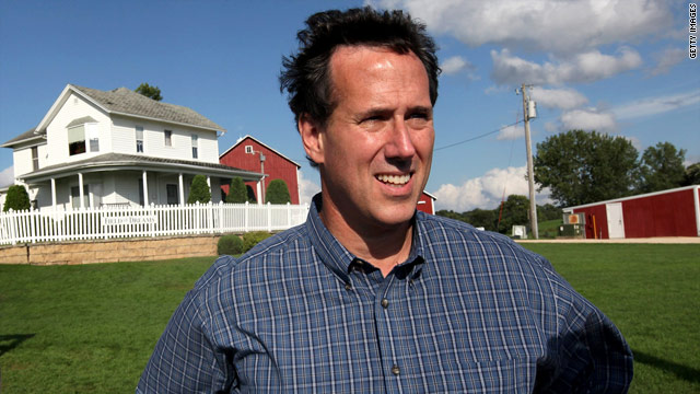 Santorum: We had something to prove here