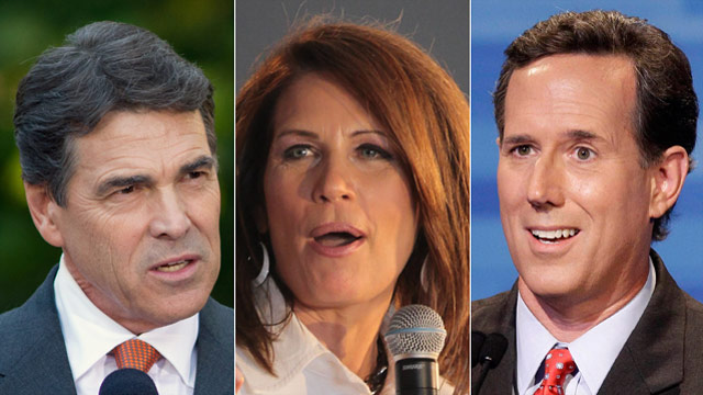 GOP trio to appear at Iowa dinner
