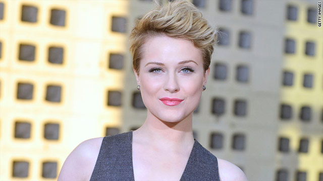 Evan Rachel Wood wants to make you laugh