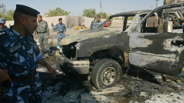 U.S. military: Wave of attacks in Iraq 'eerily similar' to last year