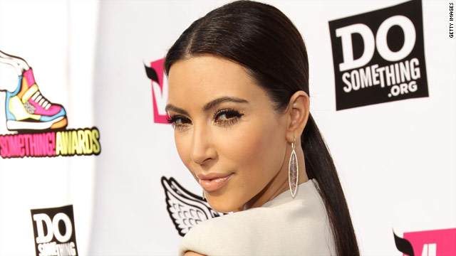Top tweeters: Kim K has 9 million followers