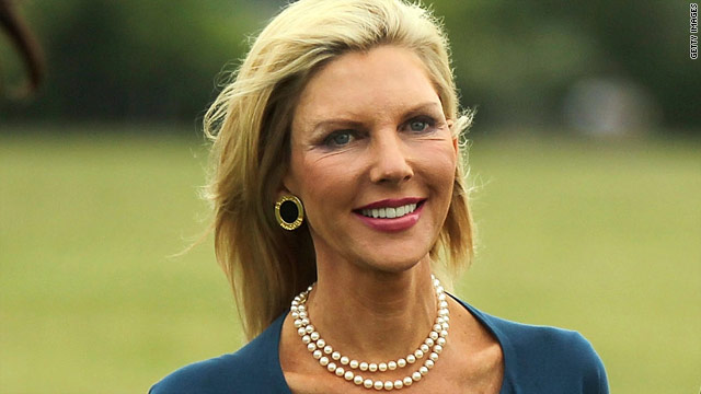 Huntsman's wife to stump in SC