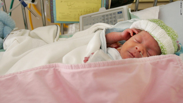 Fortified breast milk helps preemies grow
