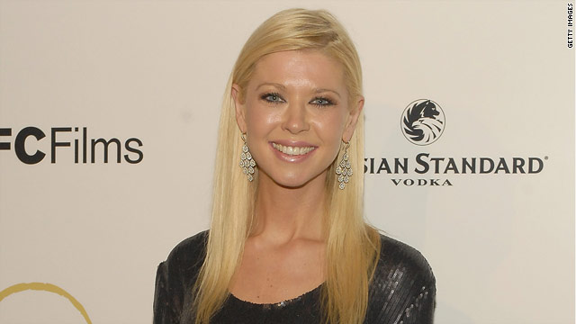 Tara Reid engaged and married in one day