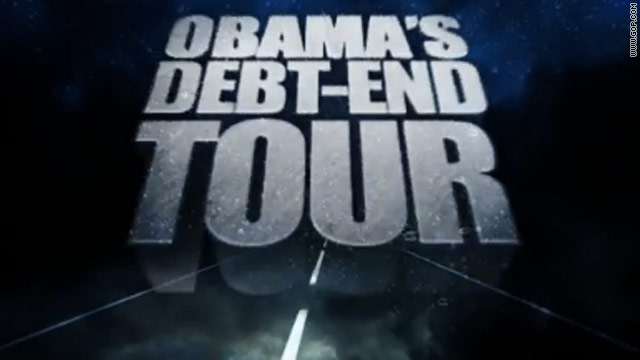 RNC mocks Obama's 'Debt-End Bus Tour'