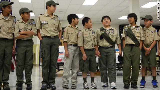 Muslim community embraces scouting
