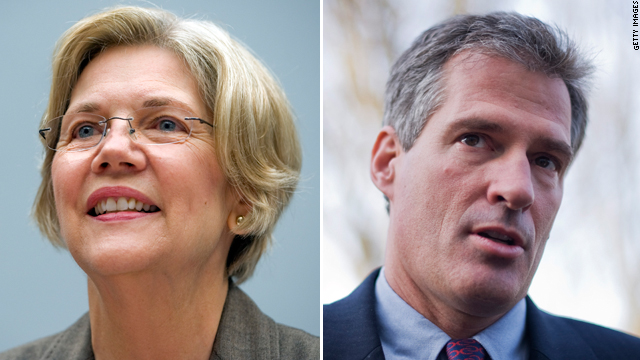 Liberal group woos Warren for Senate bid