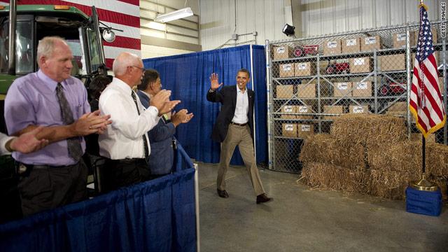 Obama rips GOP for excessive partisanship