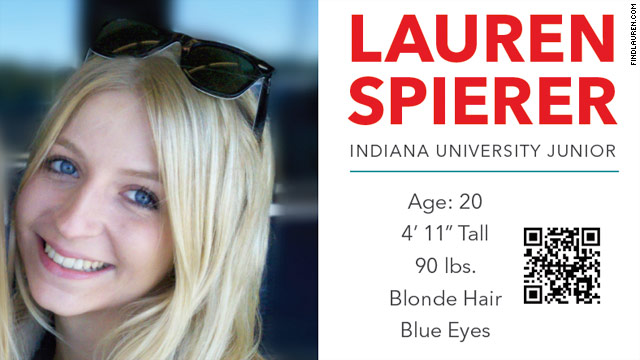 Cops search landfill in Indiana student's disappearance